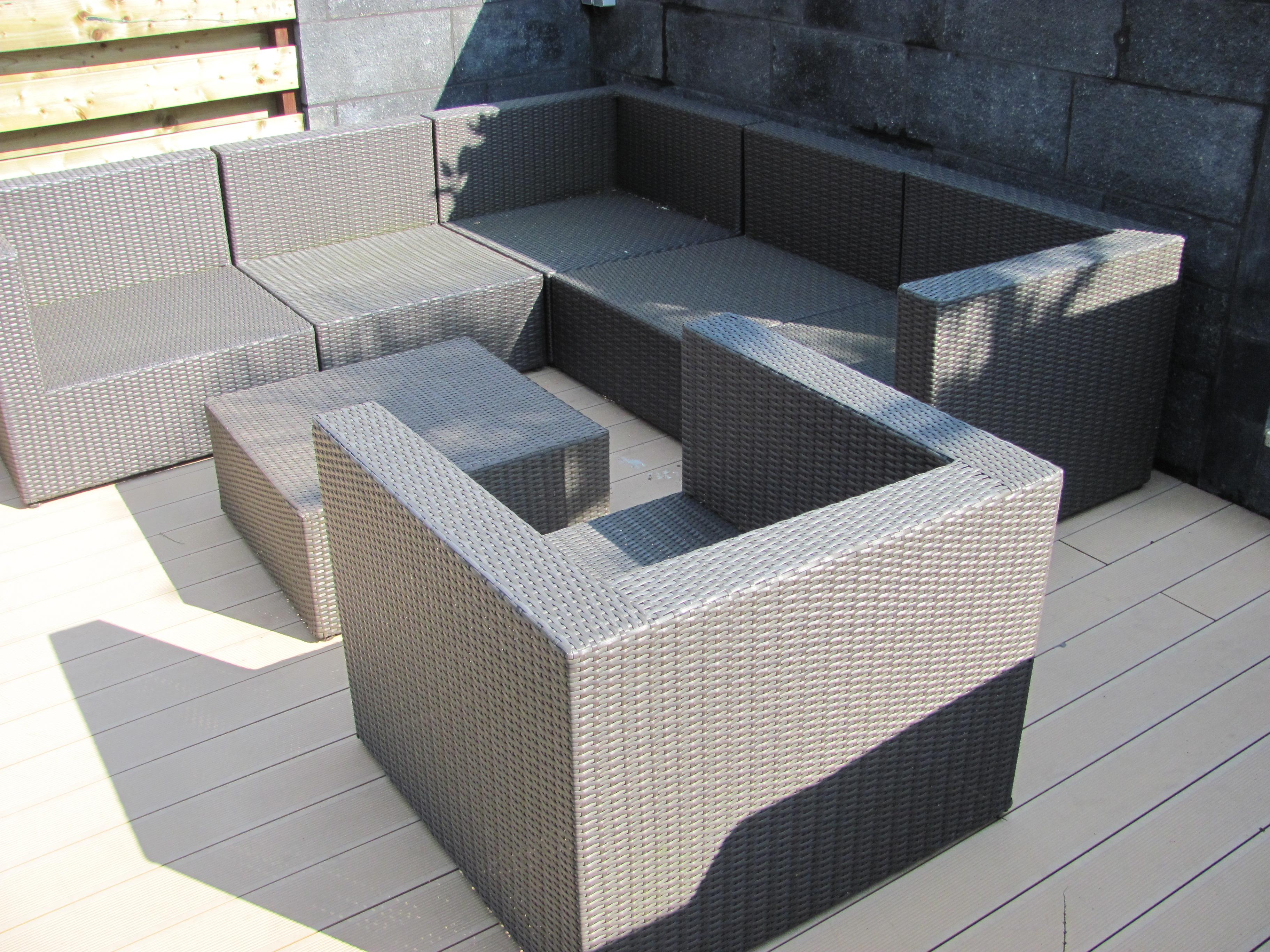 toepassingen terrasplanken thomdeck